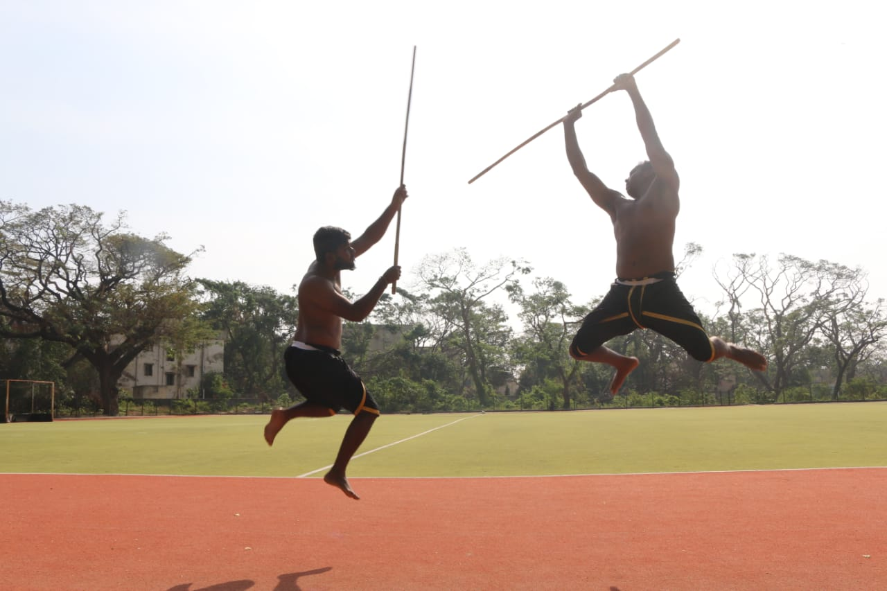 Silambam: A Convergence of Power and Grace