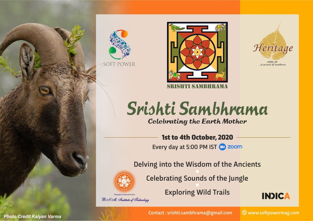 Shrishti Sambhrama – a Celebration of the Earth Mother
